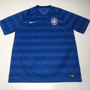 Brasil Brazil Soccer Jersey World Cup 2014